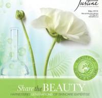 Justine May Brochure